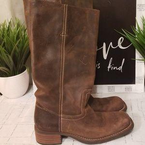 Gianni Bini Cowboy boots, Women's 8